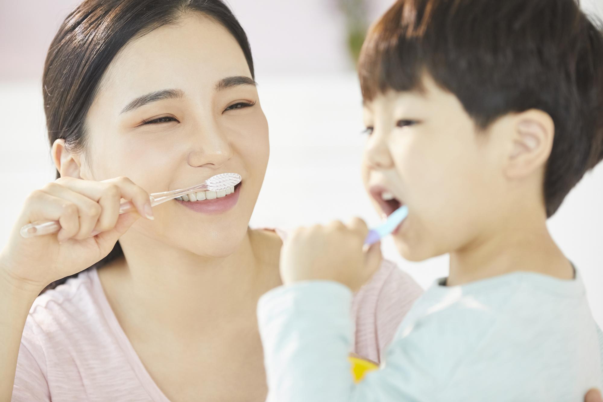 お子さまのむし歯予防